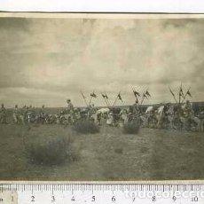 Militaria: FOTOGRAFÍA ACADEMIA MILITAR DE CABALLERÍA VALLADOLID . . Lote 90893225