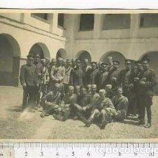 Militaria: FOTOGRAFÍA ACADEMIA MILITAR DE CABALLERÍA VALLADOLID .. Lote 193552205