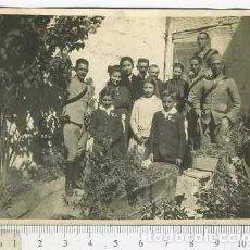 Militaria: FOTOGRAFÍA ACADEMIA MILITAR DE CABALLERÍA VALLADOLID . Lote 90893725