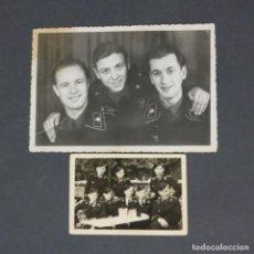 Militaria: ORIGINAL. WEHRMACHT. DOS FOTOS DE LA SEGUNDA GUERRA MUNDIAL - PANZER - 1939 - 1945. Lote 91125705