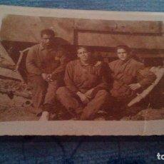Militaria: SOLDADOS EN CARRO COMBATE - EJERCITO COLONIAL ESPAÑOL EN MARRUECOS - MEHAL-LA TAFERSIT Nº5 -AÑO 1924. Lote 91555995