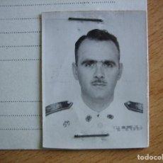 Militaria: FOTOGRAFÍA OFICIAL GUARDIA DE FRANCO.. Lote 91651235