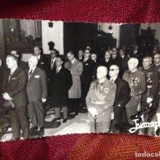 Militaria: FOTOGRAFIA ACTO MILITAR EPOCA DE FRANCO. Lote 91933190