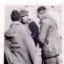Militaria: FRENTE ARAGON GUERRA CIVIL NOVIEMBRE 1936 COMANDANTES REPUBLICANOS. Lote 92050620