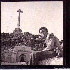 Militaria: 4 FOTOGRAFIA ORIGINAL CONDENA EN VALLE DE LOS CAIDOS,PRISIONEROS REPUBLICA,GUERRA CIVIL ESPAÑOLA. Lote 92287610