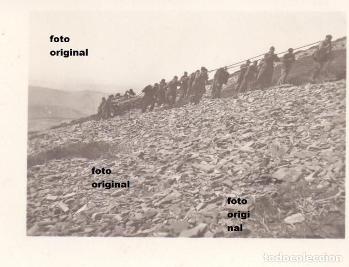 ARTILLERIA RUILOBA CANTABRIA FRENTE NORTE 1937 GUERRA CIVIL (Militar - Fotografía Militar - Guerra Civil Española)