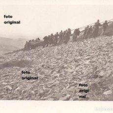 Militaria: ARTILLERIA RUILOBA CANTABRIA FRENTE NORTE 1937 GUERRA CIVIL. Lote 92327195