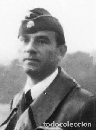 Militaria: FOTOGRAFIA ORIGINAL ARNO BREKER ESCULTOR Y ARQUITECTO DURANTE EL REGIMEN ALEMAN 1933-1945,AÑO 1944, - Foto 4 - 92283450