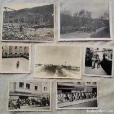 Militaria: BUEN LOTE DE FOTOGRAFIAS DE LA SEGUNDA GUERRA MUNDIAL - WW2 - TLV . Lote 93174415