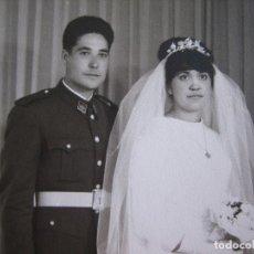 Militaria: FOTOGRAFÍA GUARDIA CIVIL. SIGÜENZA 1966. Lote 93301245