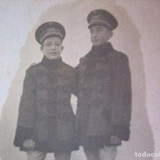 Militaria: FOTOGRAFÍA CADETES INFANTERÍA. ACADEMIA DE INFANTERÍA TOLEDO ALFONSO XIII. Lote 93403025