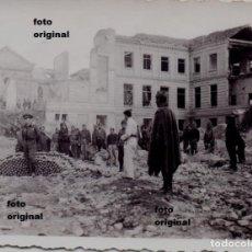 Militaria: BOMBARDEO REPUBLICANO EN CIUDAD SUBLEVADA SEVILLA?? GUERRA CIVIL. Lote 94042040