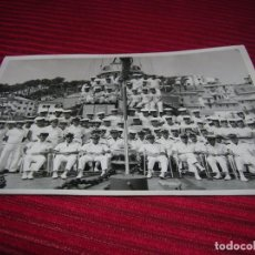 Militaria: MUY BONITA FOTOGRAFIA DE TRIPULACIÓN DE BARCO .. Lote 94115880