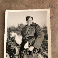 Militaria: FOTO DE UN SS ALEMÁN III REICH. Lote 94296310