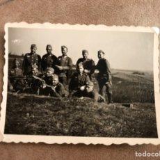 Militaria: FOTO SOLDADOS ALEMANES III REICH. Lote 94296762