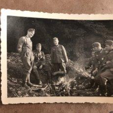 Militaria: FOTO SOLDADOS ALEMANES III REICH. Lote 94322358