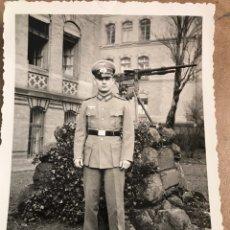 Militaria: FOTO SOLDADO ALEMÁN III REICH. Lote 94387982