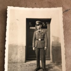 Militaria: FOTO SOLDADO LUFTWAFFE III REICH. Lote 94397920