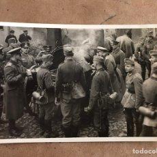 Militaria: FOTO SOLDADOS ALEMANES III REICH. Lote 94398311