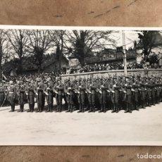 Militaria: FOTO DESFILE SOLDADOS ALEMANES III REICH. Lote 94398531