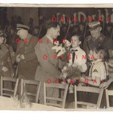 Militaria: RUDOLF HESS EN UN ACTO PÚBLICO. Lote 94408670