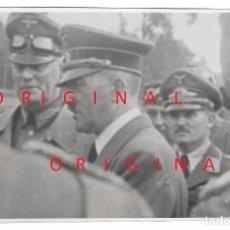 Militaria: HITLER Y KEITEL EL 18 DE SEPTIEMBRE DE 1939. Lote 94409110