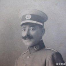 Militaria: FOTOGRAFÍA ALFÉREZ LANCEROS DEL REY Nº 1 CABALLERÍA DEL EJÉRCITO ESPAÑOL.. Lote 94466874