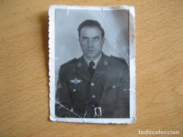 Militaria: Fotografía teniente aviación. Rokiski observador - Foto 2 - 94499430