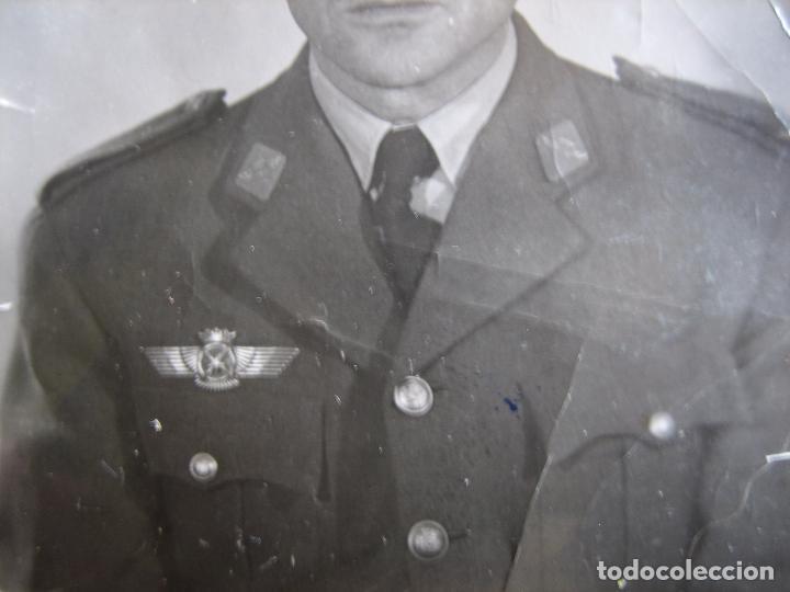 Militaria: Fotografía teniente aviación. Rokiski observador - Foto 3 - 94499430