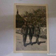 Militaria: DIVISIÓN AZUL SOLDADOS ESPAÑOLES FOTO ORIGINAL VI. Lote 95448727