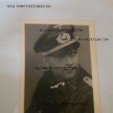 Militaria: OFICIAL O SOLDADO ALEMÁN SEGUNDA GUERRA MUNDIAL FOTO ORIGINAL. Lote 95448895