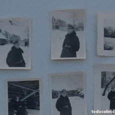 Militaria: FOTOGRAFIAS OFICIAL ALEMAN 2º GUERRA MUNDIAL .RUSIA . ORIGINALES 100%. Lote 95540827