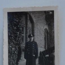 Militaria: FOTOGRAFIA ALEMANA 2ªGM . OFICIAL DE LA KRIEGSMARINE . ORIGINAL 100 %. Lote 95541059
