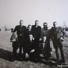 Militaria: FOTOGRAFÍA SOLDADOS DEL EJÉRCITO NACIONAL. LA CORUÑA 3-1938. Lote 95621987