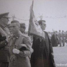 Militaria: FOTOGRAFÍA TENIENTE CORONEL DEL EJÉRCITO ESPAÑOL. VETERANO DIVISIÓN AZUL. Lote 95769967