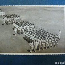 Militaria: FOTOGRAFÍA ANTIGUA ORIGINAL. DESFILE DE LA ARMADA. Lote 95790471