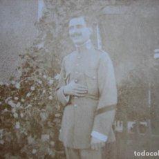 Militaria: FOTOGRAFÍA CABO CARABINERO. ALFONSO XIII. Lote 95960515