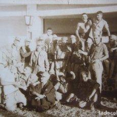 Militaria: FOTOGRAFÍA SOLDADOS TIRADORES DE IFNI. SIDI IFNI. Lote 96036191