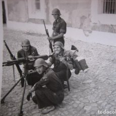 Militaria: FOTOGRAFÍA FALANGISTAS. GUERRA CIVIL. Lote 96401359