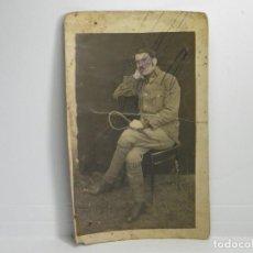 Militaria: FOTOGRAFIA POSTAL MILITAR POLONIA 1915. Lote 96627551