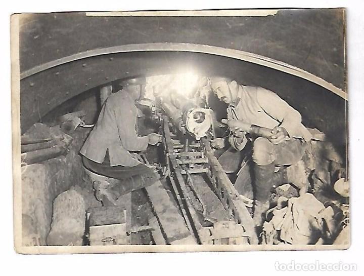 Militaria: LOTE DE FOTOS DEL GENERAL AMERICANO HUMBERT ENTRE ELLAS PETAIN, INFREVILLE. LEER DORSO - Foto 6 - 112519887