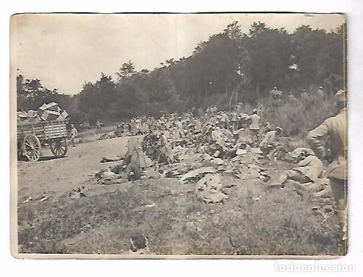 Militaria: LOTE DE FOTOS DEL GENERAL AMERICANO HUMBERT ENTRE ELLAS PETAIN, INFREVILLE. LEER DORSO - Foto 14 - 112519887