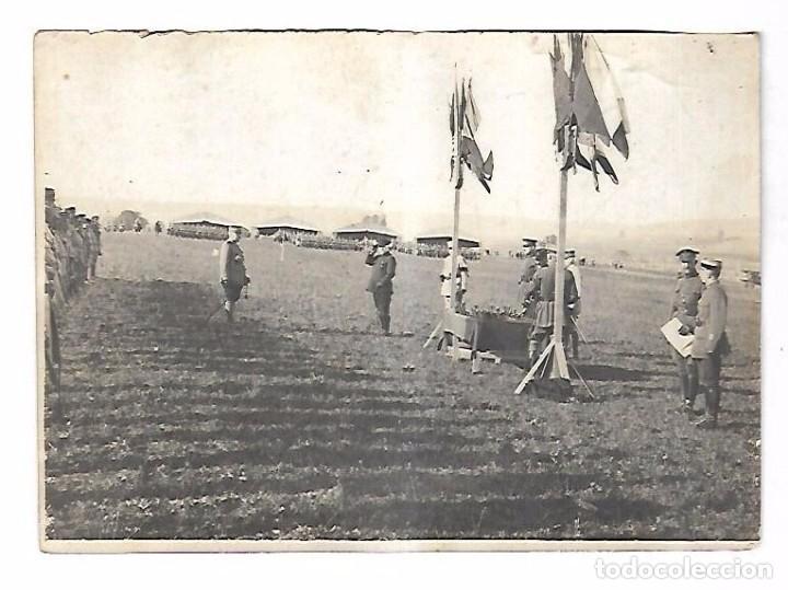 Militaria: LOTE DE FOTOS DEL GENERAL AMERICANO HUMBERT ENTRE ELLAS PETAIN, INFREVILLE. LEER DORSO - Foto 16 - 112519887