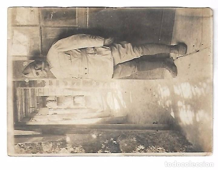 Militaria: LOTE DE FOTOS DEL GENERAL AMERICANO HUMBERT ENTRE ELLAS PETAIN, INFREVILLE. LEER DORSO - Foto 18 - 112519887