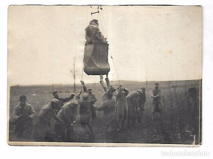 Militaria: LOTE DE FOTOS DEL GENERAL AMERICANO HUMBERT ENTRE ELLAS PETAIN, INFREVILLE. LEER DORSO - Foto 20 - 112519887