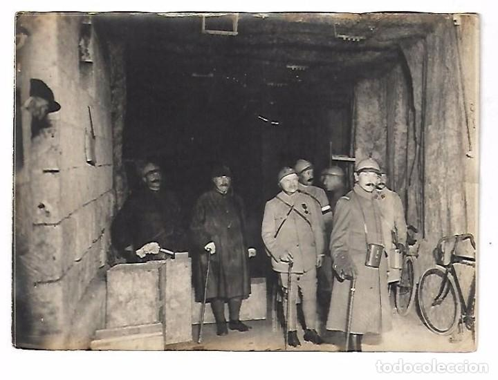 Militaria: LOTE DE FOTOS DEL GENERAL AMERICANO HUMBERT ENTRE ELLAS PETAIN, INFREVILLE. LEER DORSO - Foto 22 - 112519887