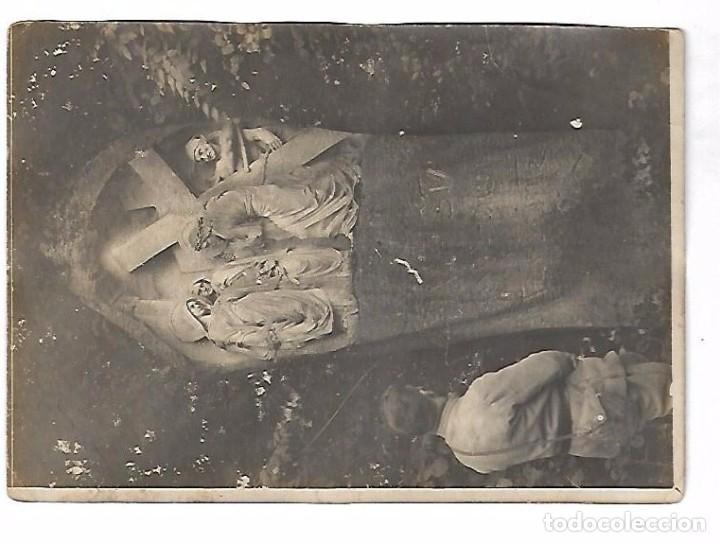 Militaria: LOTE DE FOTOS DEL GENERAL AMERICANO HUMBERT ENTRE ELLAS PETAIN, INFREVILLE. LEER DORSO - Foto 40 - 112519887