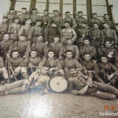 Militaria: MARRUECOS. MELILLA. SOLDADOS DEL REGIMIENTO INFANTERIA GUADALAJARA Nº 20 - AÑO 1920S.. Lote 96838695