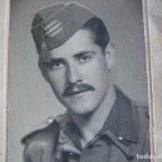Militaria: FOTOGRAFÍA SARGENTO AVIACIÓN.. Lote 97407271