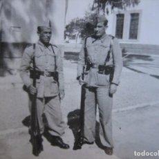 Militaria: FOTOGRAFÍA SOLDADOS AVIACIÓN.. Lote 97532095